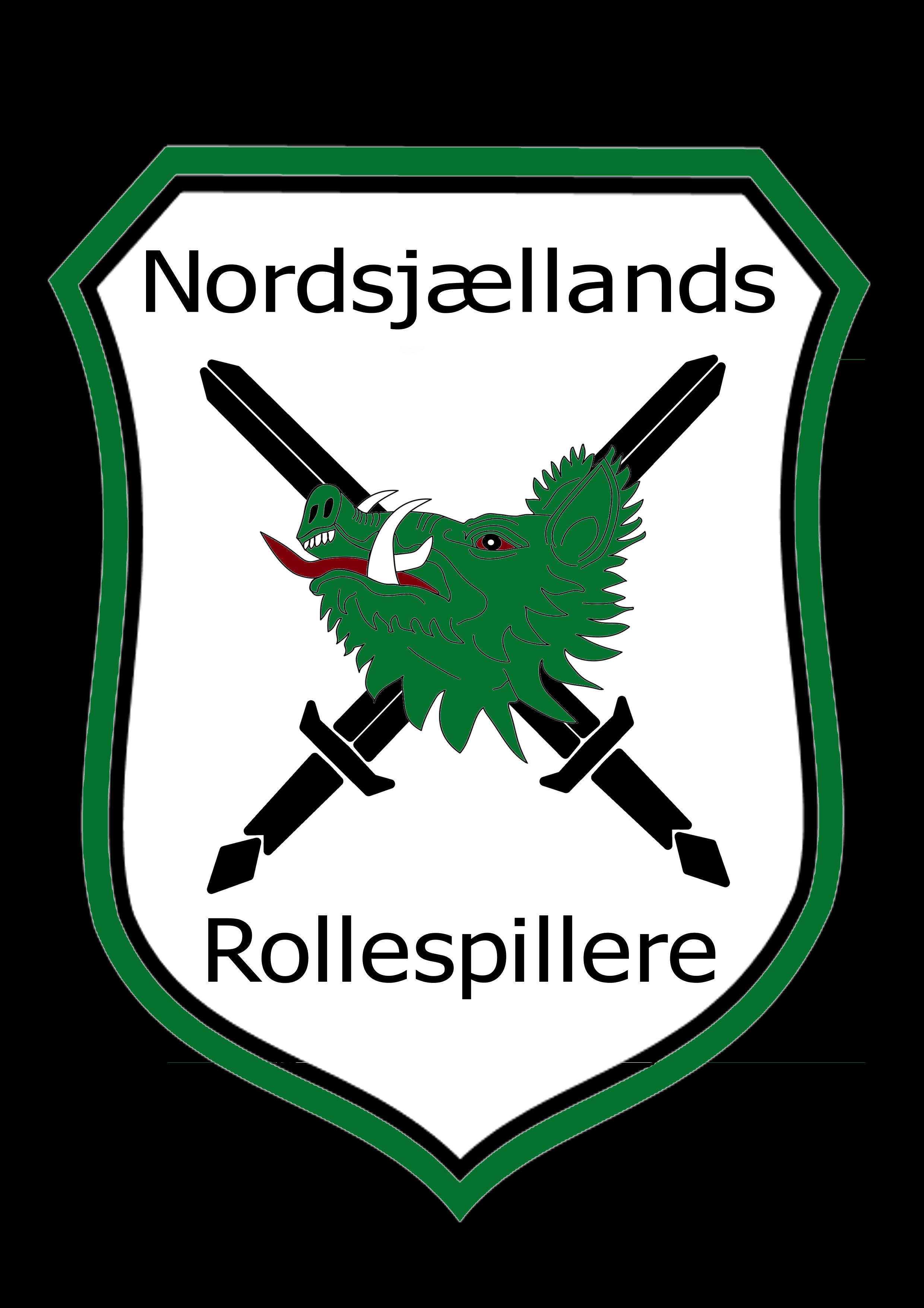 Nordsjællands Rollespilleres logo
